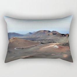 Lanzarote Landscapes - Spain Rectangular Pillow