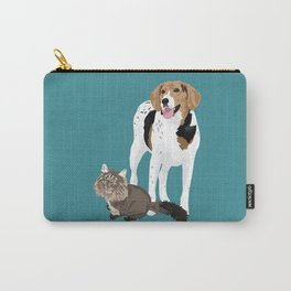 Piper and Jeb Carry-All Pouch