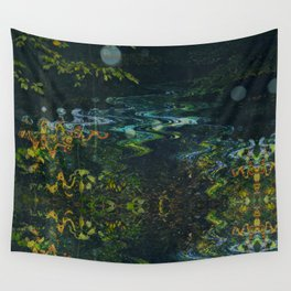 Trip Down A Path Wall Tapestry