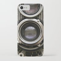 photographer iPhone & iPod Cases featuring photographer by Da Axw