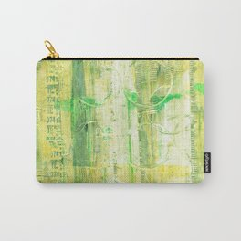 Woodland greens explored Carry-All Pouch