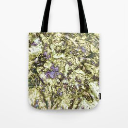 Eroded reflections Tote Bag