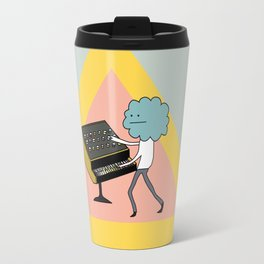 Piano man  Travel Mug
