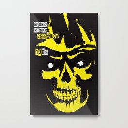 George A. Romero Series :: Creepshow Metal Print