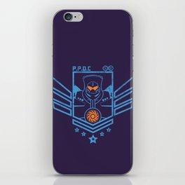 P.P.D.C. iPhone Skin