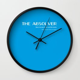 The Absolver Wall Clock