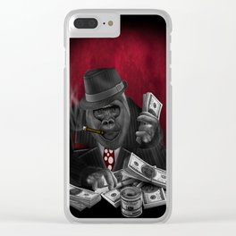 MOB of the apes iPhone 4 4s 5 5c 6 7, pillow case, mugs and tshirt Clear iPhone Case