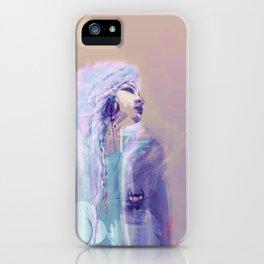 Jaya iPhone Case
