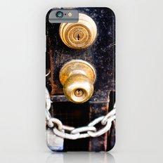 Locked 2011 Slim Case iPhone 6s
