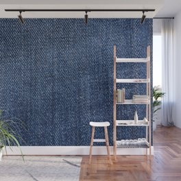 Jeans On All Wall Mural