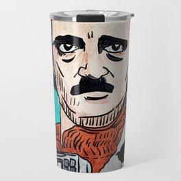 Edgar Allan Poe Dameron Travel Mug