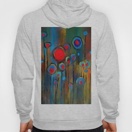 Geometric Floral 3 Hoody