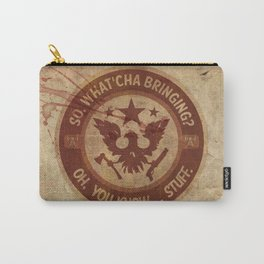 State Of Decay - Oh, ya know...Stuff Carry-All Pouch