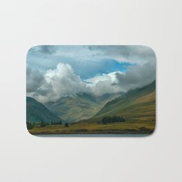 Cloudy afternoon in Connamara Bath Mat
