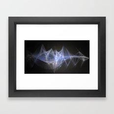 &data Framed Art Print