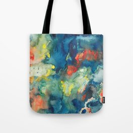 Mindscapes: Did you get hit by a bus or just have a baby? Tote Bag