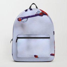 Snowy Tree Backpack