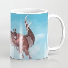 Nelson the flying pig Coffee Mug