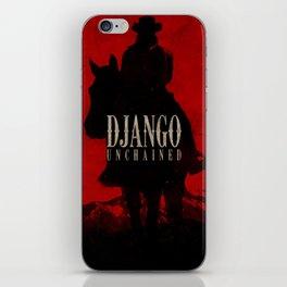 Django Unchained iPhone Skin