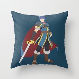 Marth(Smash) Throw Pillow