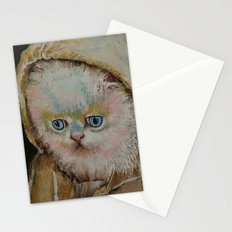 Eskimo Kitten Stationery Cards