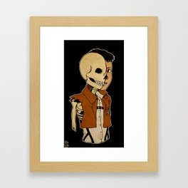 Marco Framed Art Print