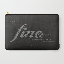 fine Carry-All Pouch