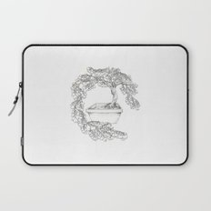Ginkgo Tree Laptop Sleeve