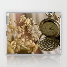 Clock Laptop & iPad Skin