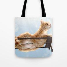 My Neighbour's Cat Tote Bag