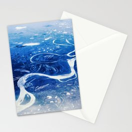 Overlook of Blue Mountains Stationery Cards