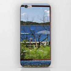 The Great Wall Box iPhone & iPod Skin
