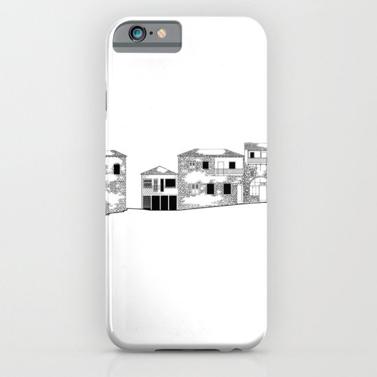Traditional Settlement iPhone & iPod Case
