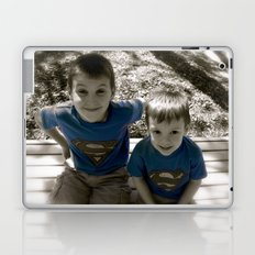 SUPER BOYS!! Laptop & iPad Skin