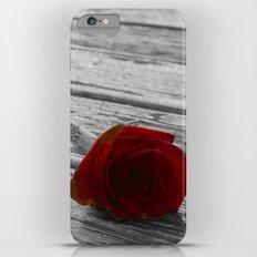 The single rose Slim Case iPhone 6s Plus