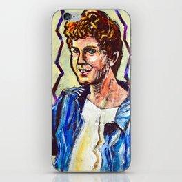 Daniel, A Portrait iPhone Skin