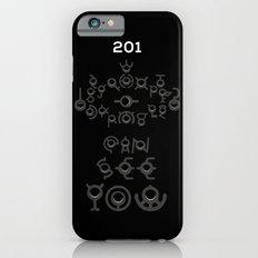#201 UNOWN iPhone 6s Slim Case