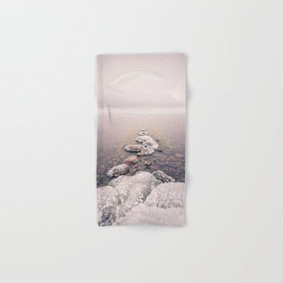 Frozen Path Hand & Bath Towel