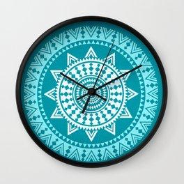 Geometric Dynamics Wall Clock