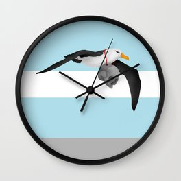 The Rime of the Ancient Mariner Wall Clock