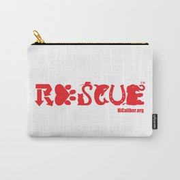 Rescue Red Carry-All Pouch