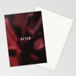 OFTEN Stationery Cards