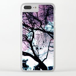 Ghostly Destiny Clear iPhone Case