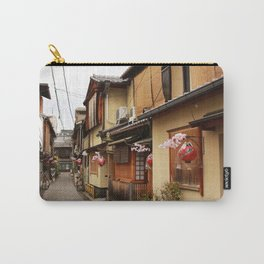 Old Houses in Kyoto Carry-All Pouch