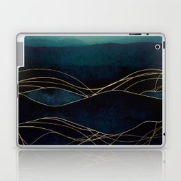 Indigo Waters Laptop & iPad Skin