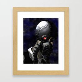 Heartless Framed Art Print
