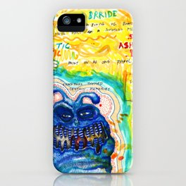 Fake It Till You Make It iPhone Case