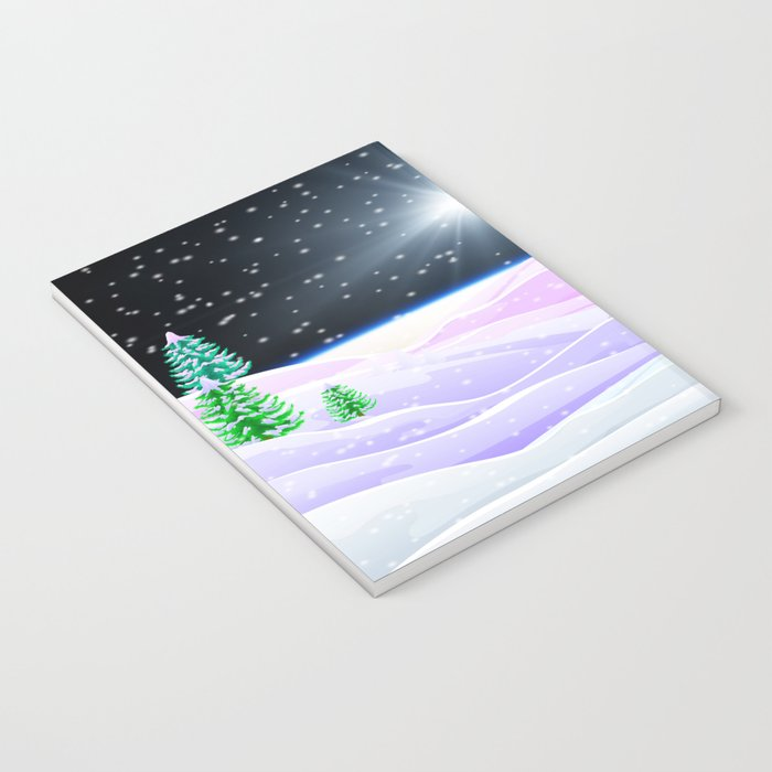 Save My Home | Christmas Spirit Notebook