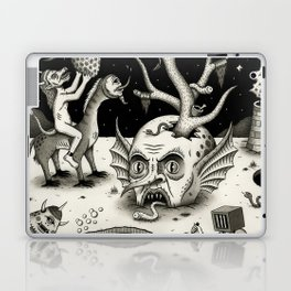 The Ways of the Wicked Laptop & iPad Skin