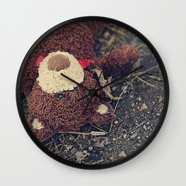 Deserted Dreamer Wall Clock